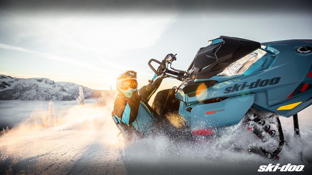 Ski-Doo Summit 2019