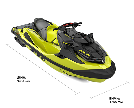 Sea-Doo RXT-X 300 (2019)