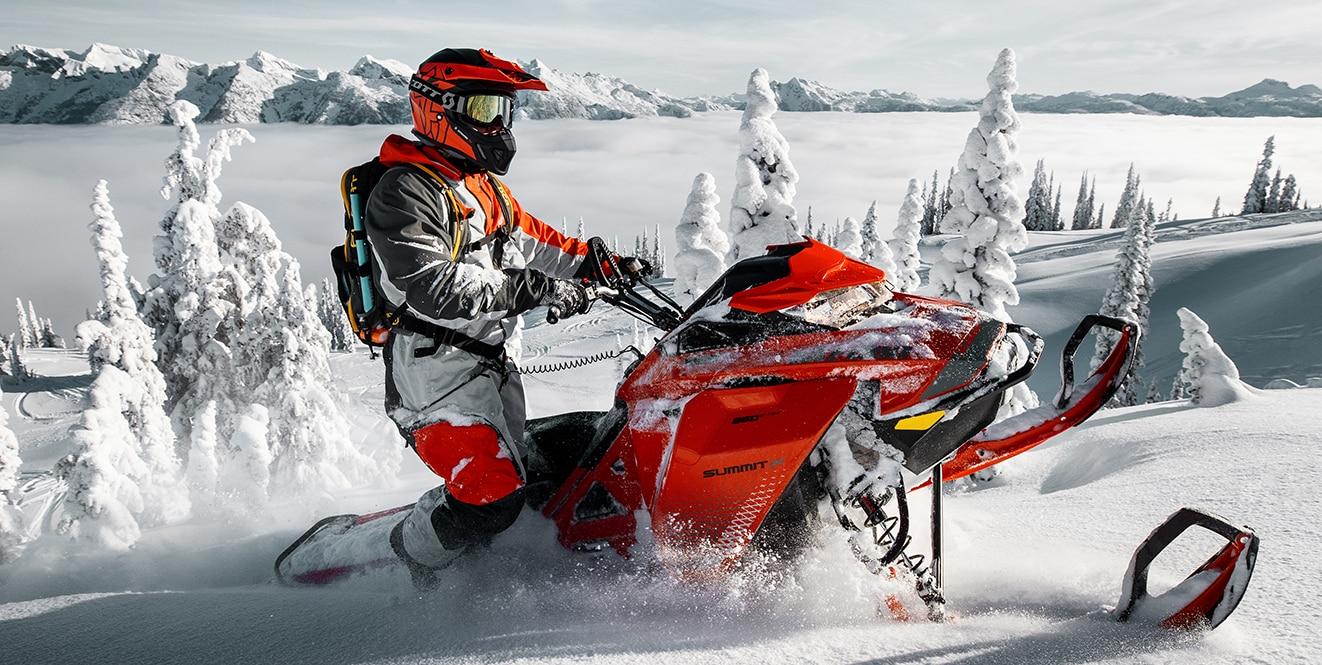 Что делать с горным снегоходом после покупки?