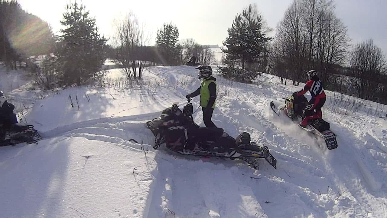 Приглашаем на снегоходное сафари в Кировской области!