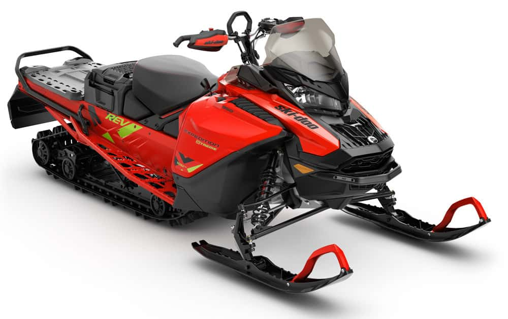 Снегоходы Ski-Doo 2020 модельного года. Первые новинки