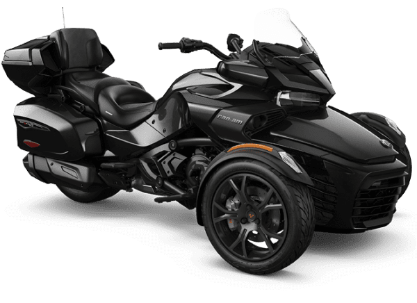 BRP Spyder F3 LIMITED (2019) - Dark Edition