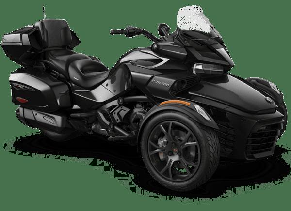 Can-Am Spyder F3 LIMITED (2019) - Dark Edition