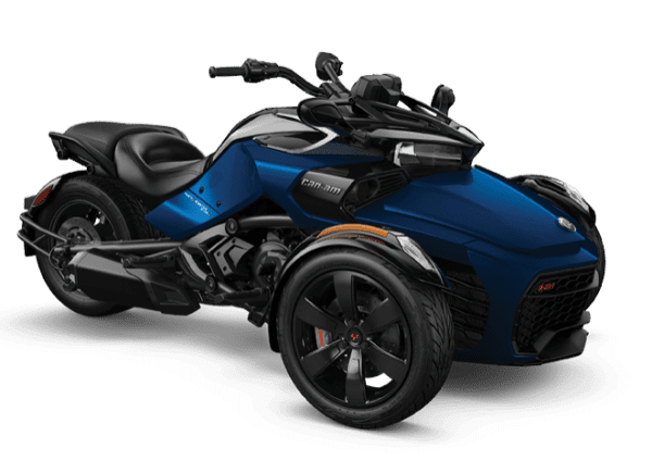 Can-Am Spyder F3-S (2019) - Синий