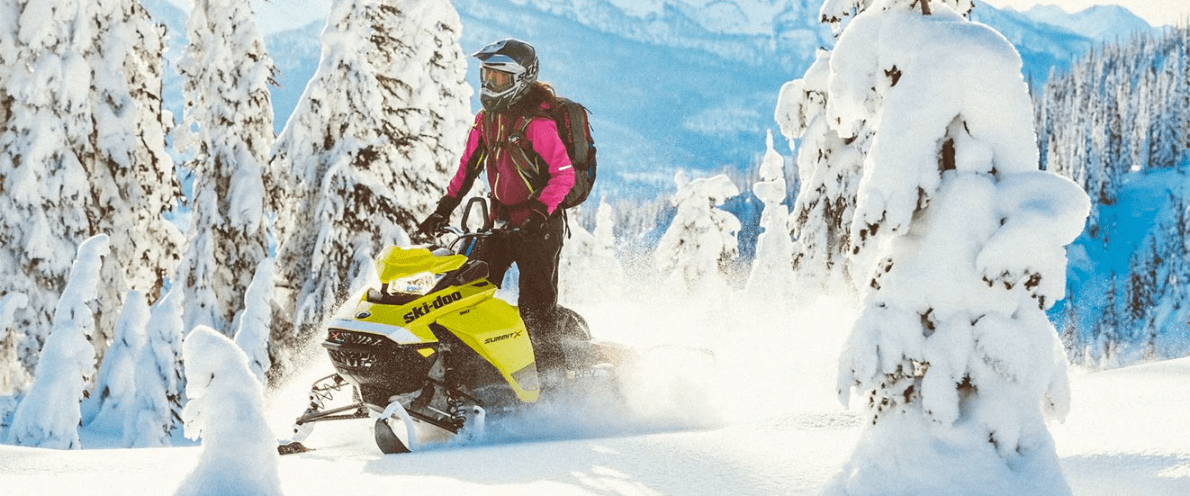 Ski-Doo SUMMIT EXPERT 165 850 E-TEC TURBO SHOT 2022