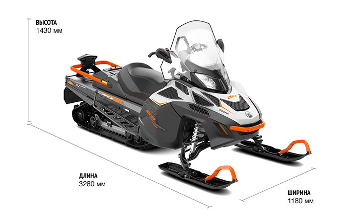 Lynx 69 Ranger 900 ACE (2020)