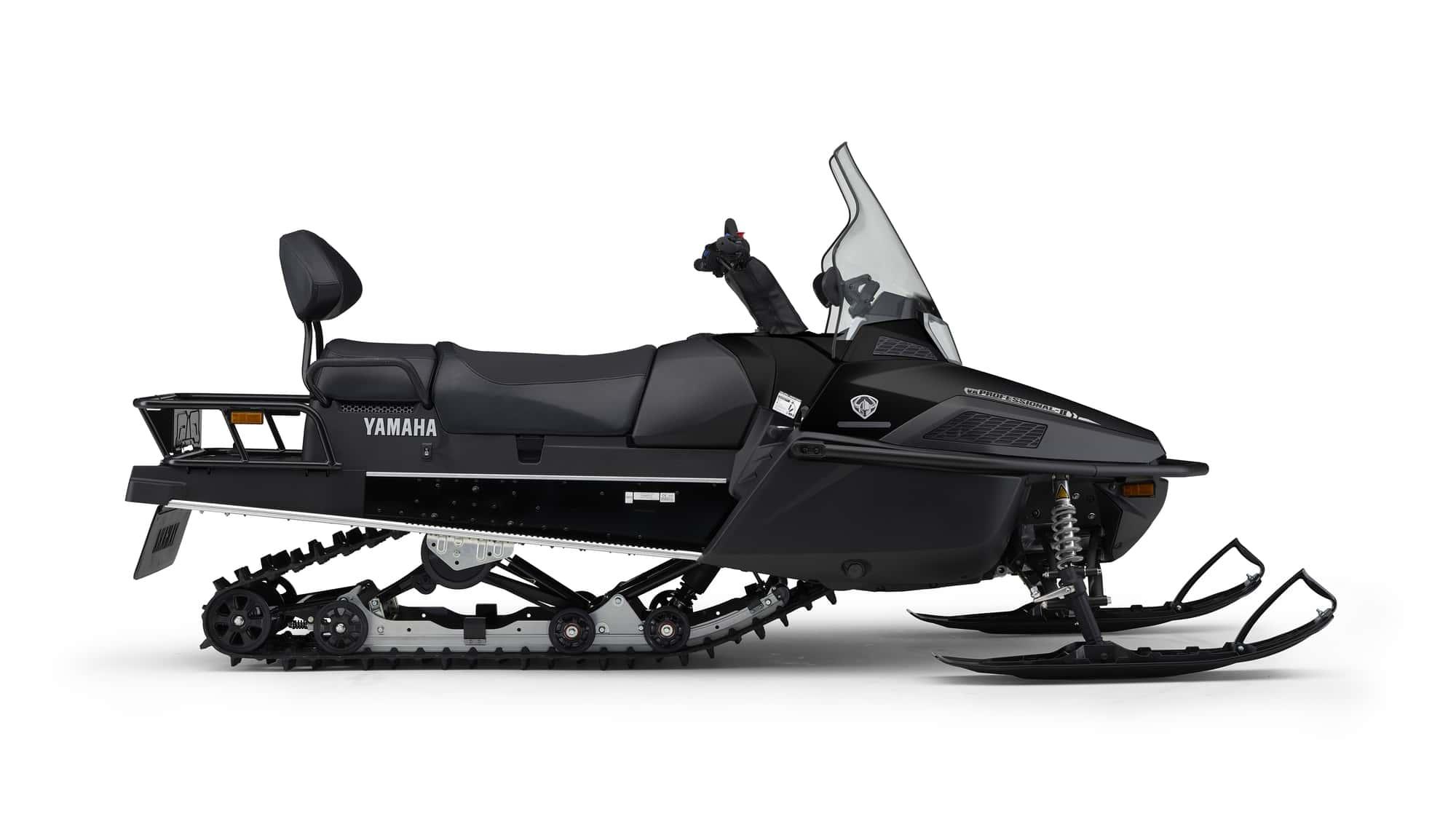 Взгляд профессионалов: снегоход Yamaha Viking – описание и сравнение модели