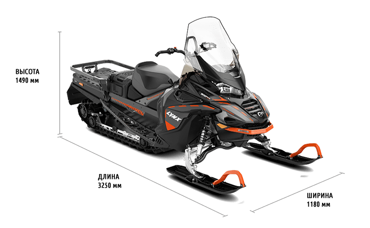 Lynx Commander 900 ACE (2020)