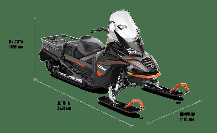 Lynx Commander 600R E-TEC (2020)