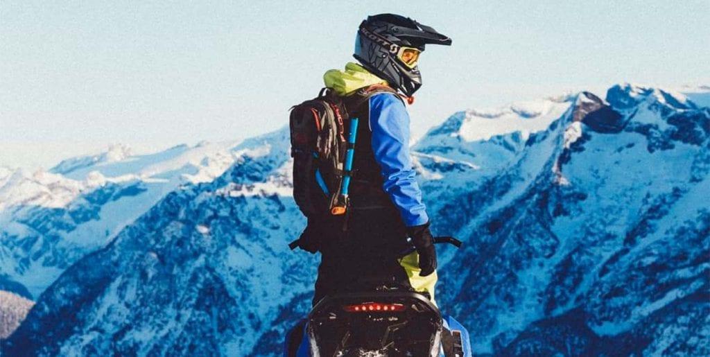 "Ski-Doo Freeride 154"" 850 E-TEC (2020)"
