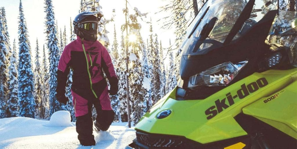 Ski-Doo Renegade X-RS 900 ACE TURBO (2020)