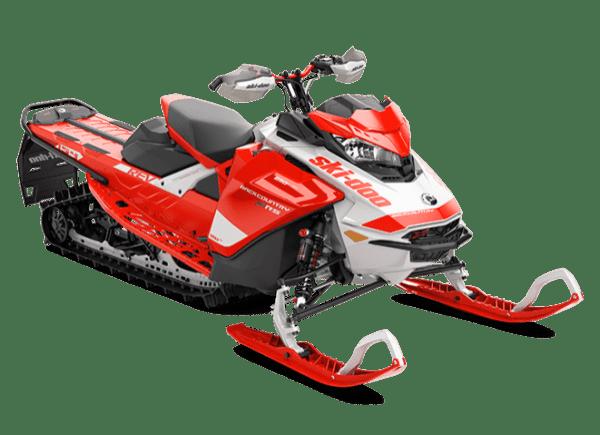 Ski-Doo Backcountry X 850 E-TEC 154″ (2020)