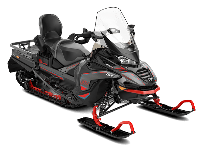 Lynx Commander GT 900 ACE Turbo (650W) ES 2021