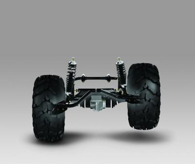 Квадроцикл Polaris Sportsman 850 – описание и сравнение модели