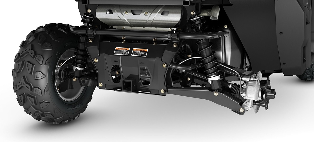 Обзор мотовездехода Ranger High Lifter: плюсы и минусы модели