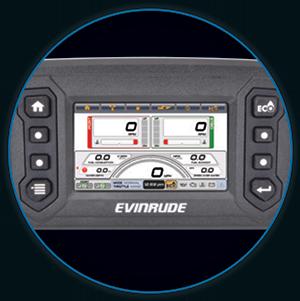 Лодочные моторы EVINRUDE E-TEC