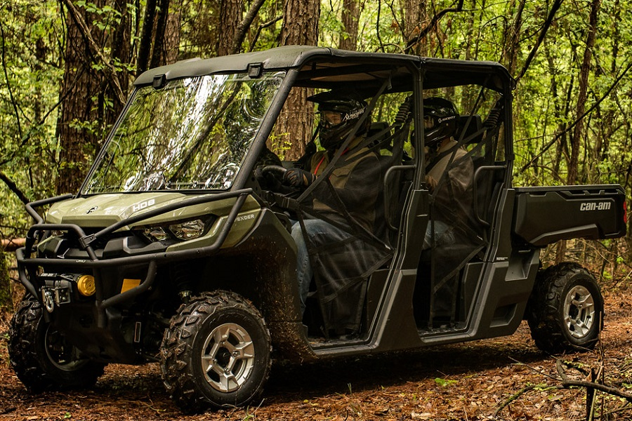 Can-Am Traxter MAX HD10 DPS (2020 м.г.)