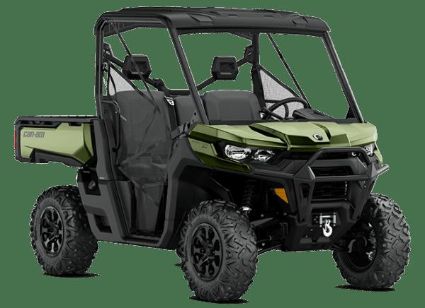 BRP Can-Am Traxter XT HD10 (2020 м.г.)