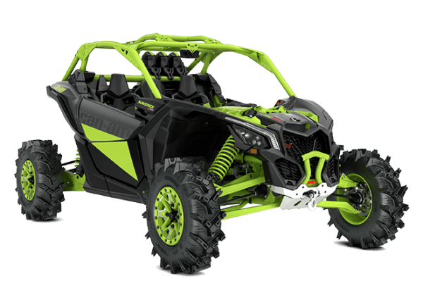 Can-Am Maverick X3 X MR Turbo RR (2020 м.г.)