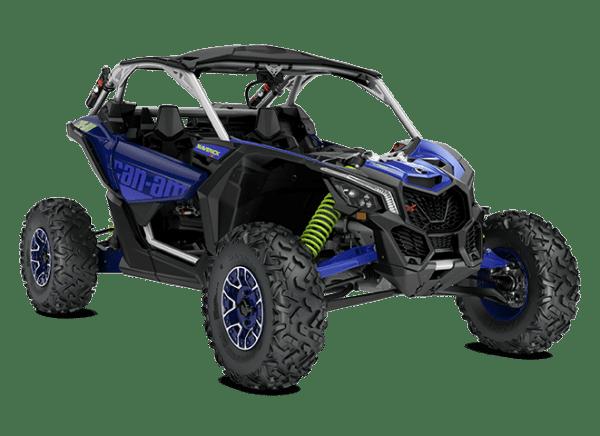 BRP Can-Am Maverick X3 X RS TURBO RR (2020 м.г.)