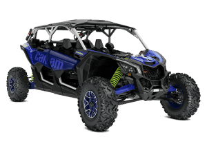 Can-Am Maverick X3 MAX X RS TURBO RR (2020 м.г.)