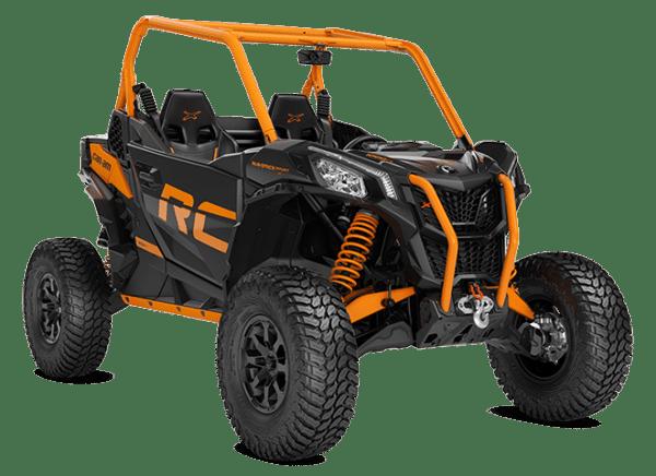 BRP Can-Am Maverick Sport X RC 1000 DPS (2020 м.г.)