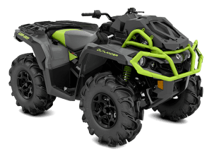 BRP Can-Am Outlander 650 X MR (2020 м.г.)