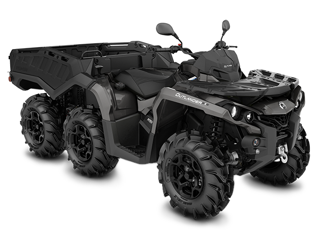 Can-Am Outlander 6x6 1000 PRO+ (2020 м.г.)