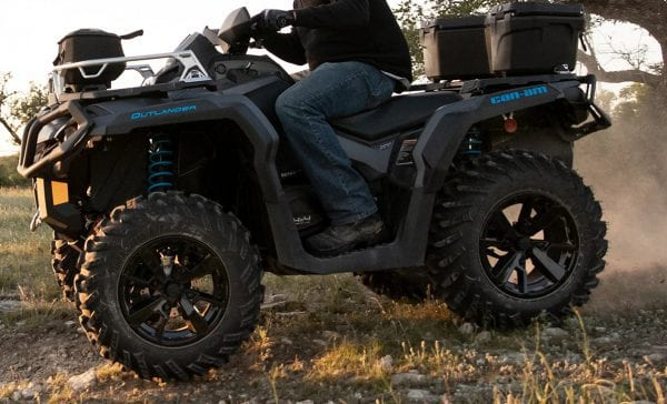 Can-Am Outlander MAX 1000R LTD (2020 м.г.)