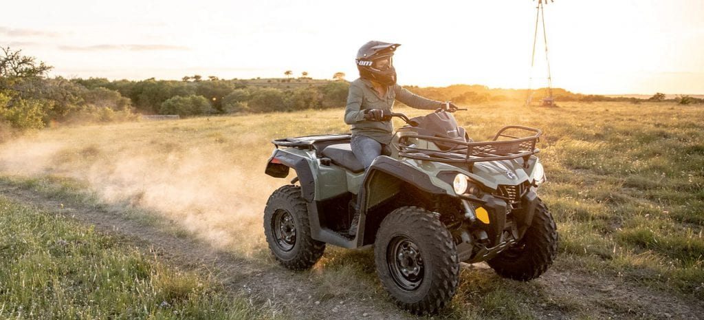 Can-Am Outlander MAX DPS 570 (2020 м.г.)