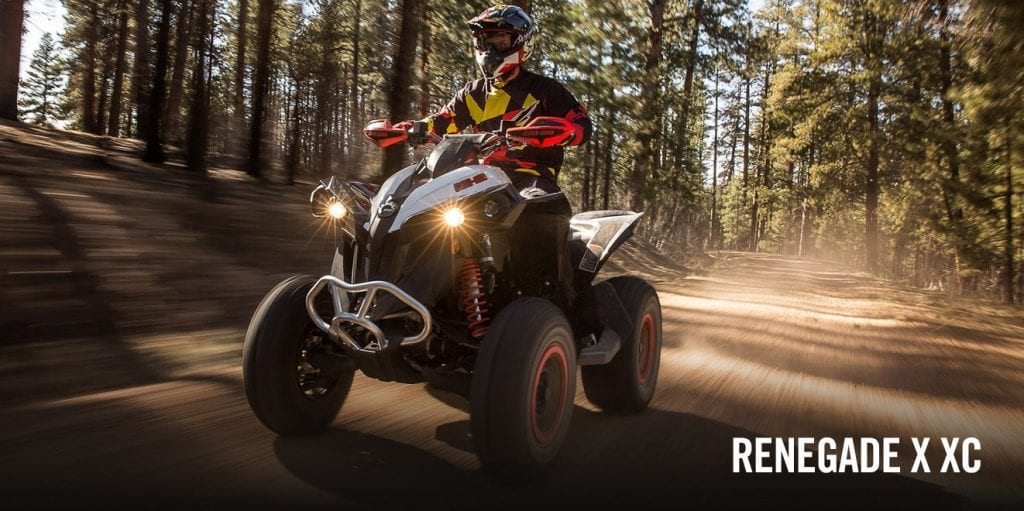 Can-Am Renegade 650 X XC (2020 м.г.)
