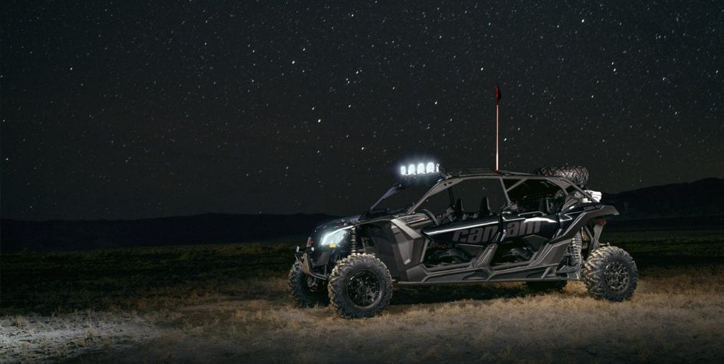Can-Am Maverick X3 MAX X RS TURBO RR (2020 м.г.)