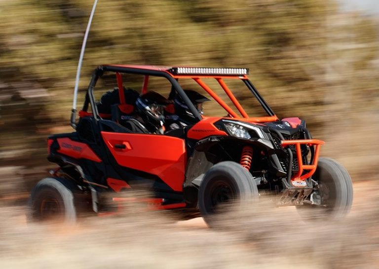 Can-Am Maverick Sport 1000 DPS (2020 м.г.)