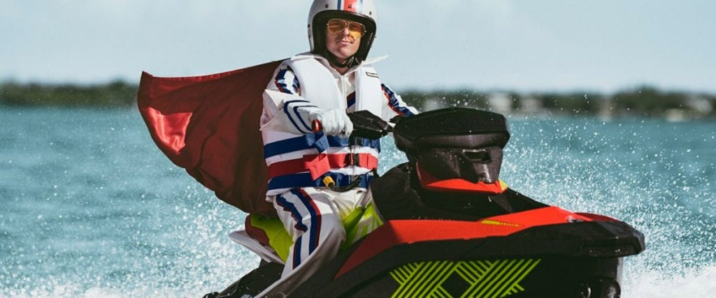 Sea-Doo SPARK TRIXX 2UP (2020)