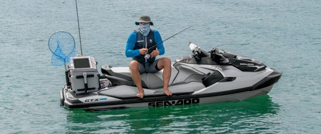 Sea-Doo GTX Limited 300 (2020)