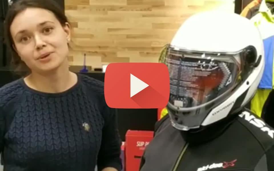Видео обзор шлема Ski-Doo Oxygen