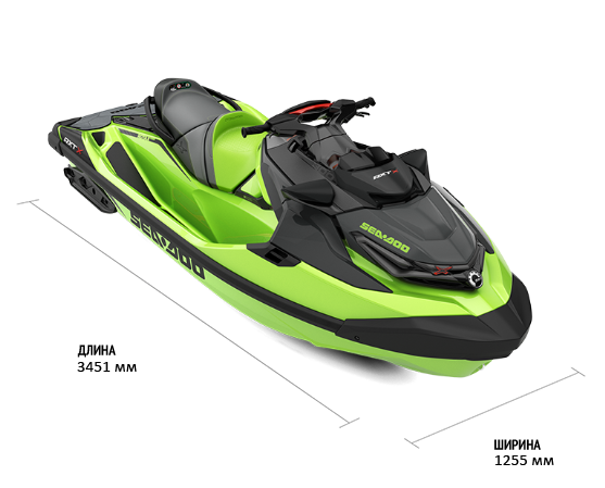 Sea-Doo RXT-X 300 (2020)