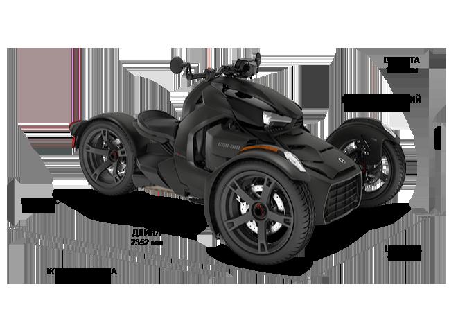 BRP RYKER 600 (2020)