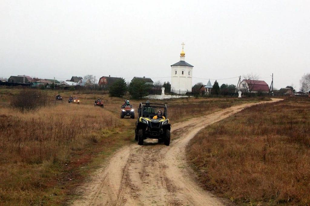 9 ноября 2019. Островной монастырь/река Киржач/река Клязьма/Английский фермер. Отчет