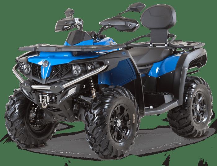 CFMOTO: сбалансированные квадроциклы по доступной цене