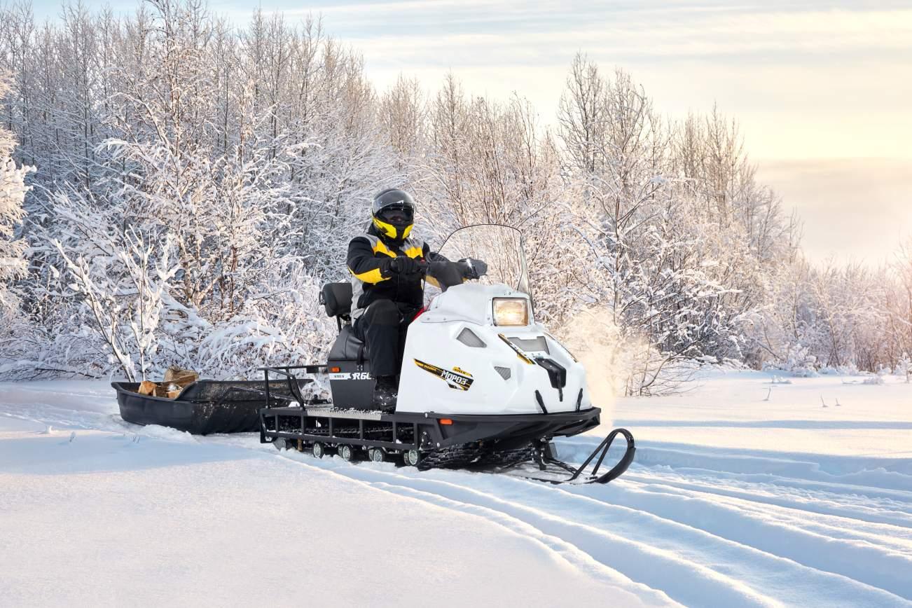 Снегоходы Stels: о чем молчит отечественный производитель