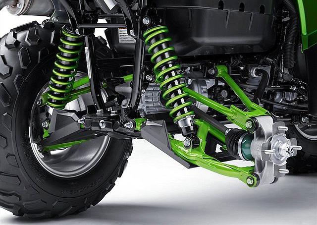 Kawasaki Brute Force: проверяем японца на прочность