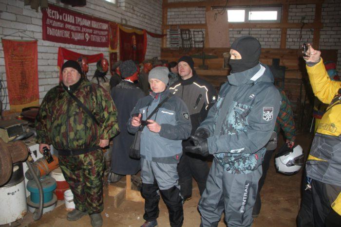 BRP Moscow / 29 февраля 2020 / Високосная покатушка