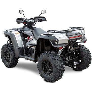 Квадроциклы Linhai-Yamaha: модельный ряд, характеристики, цены