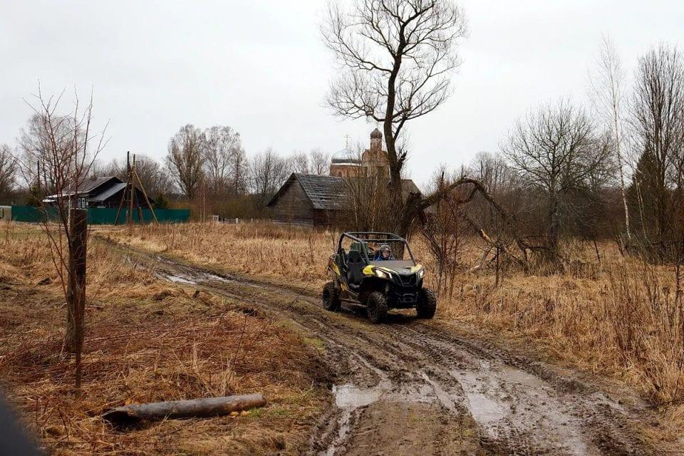 Отчет / 13 марта 2020 / Разведка нового маршрута «Между Волгой и Тверцой»