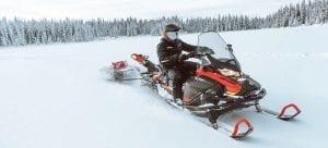 Ski-Doo SKANDIC SWT 900 ACE (650W) ES 2021