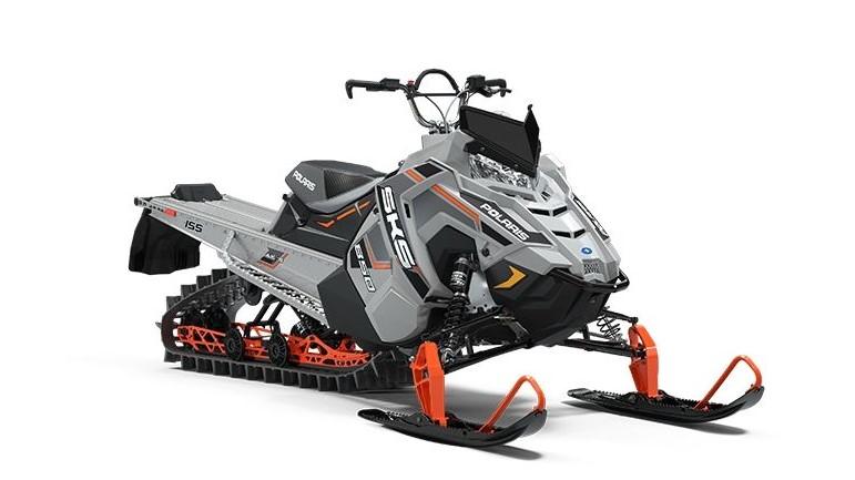 Polaris SKS — лучший снегоход для глубокого снега