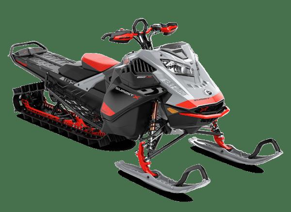 Ski-Doo SUMMIT X Expert 154 850 E-TEC Turbo SHOT 2021