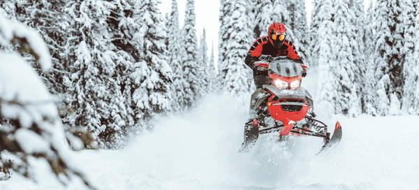Ski-Doo MXZ Racing 600 RS E-TEC 2021