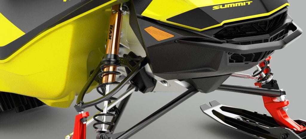 Ski-Doo SUMMIT X Expert 154 850 E-TEC Turbo SHOT 2021